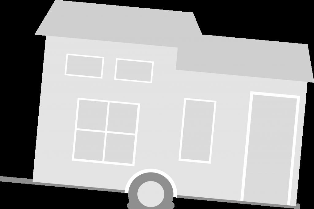 Illustraion tiny house 404