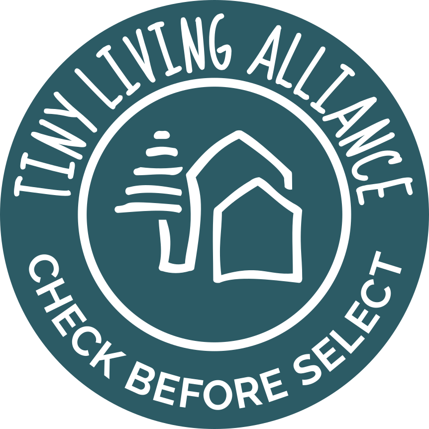 Trust badge Tiny Living Alliance